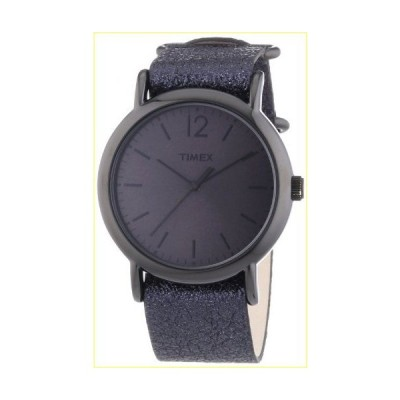 Timex Women's Quartz Watch Timex Weekender T2P337 with Leather Strap【並行輸入品】