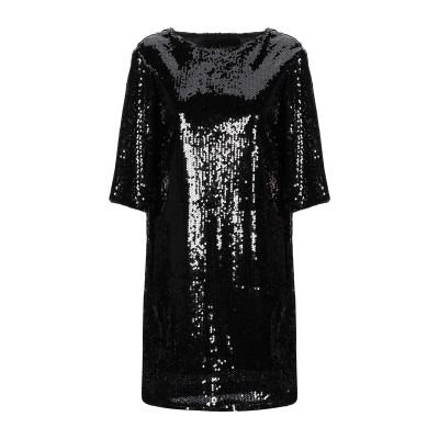 LA KORE ミニワンピース&ドレス ブラック 40 ポリエステル 100% ミニワンピース&ドレス