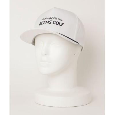 BEAMS MEN / IMPERIAL×BEAMS GOLF / ロープ キャップ MEN 帽子 > キャップ