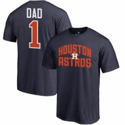 Fanatics Branded ファナティクス ブランド スポーツ用品  Fanatics Branded Houston Astros Navy 2018 Fathers Day Nu