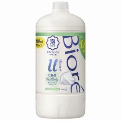 ビオレuザボディ泡ボタニ替え800ml 石鹸・ボディーソープ