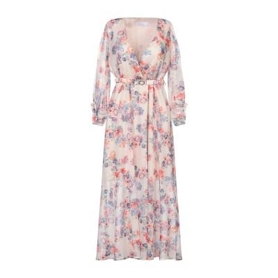 カオス KAOS 7分丈ワンピース・ドレス ライトピンク 40 ポリエステル 100% 7分丈ワンピース・ドレス