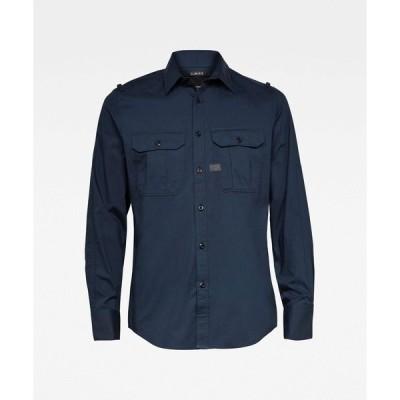 シャツ ブラウス Police Slim Shirt