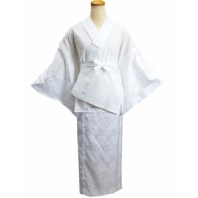 二部式襦袢 白色 M L 洗える 留袖 結婚式 訪問着 喪服 和装 着物 下着 女性用