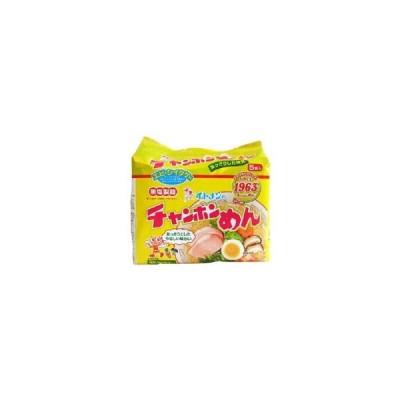 セール対象 5%オフ イトメン チャンポンめん(5食入)