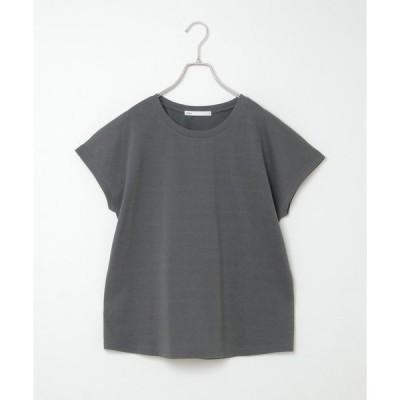 tシャツ Tシャツ リネン混バックシャンT