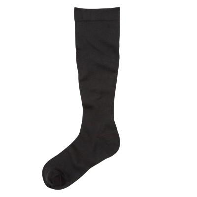 【WEB限定】靴下サプリ うずまいて血行を促すソックス(フリーサイズ) ハイソックス・オーバーニー, Socks
