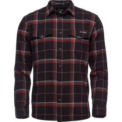 ブラックダイヤモンド メンズ シャツ トップス Black Diamond Men's Valley LS Flannel Shirt