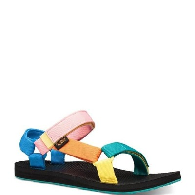 テバ レディース サンダル シューズ Women's Original Universal Colorblock Sandals