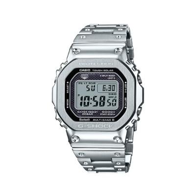 【送料無料】カシオ CASIO GMW-B5000D-1JF 電波ソーラー腕時計 G-SHOCK メタルバンド