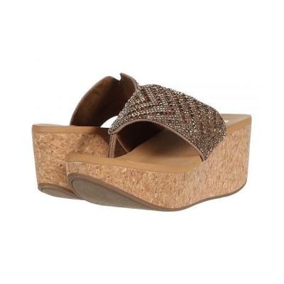Yellow Box イエローボックス レディース 女性用 シューズ 靴 ヒール Bayrose - Almond
