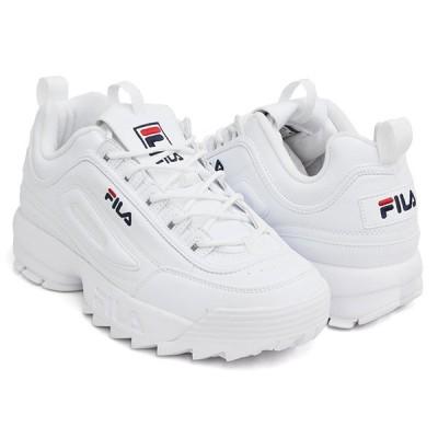 FILA DISRUPTOR II 【フィラ ディスラプター 2】 WHITE (UFW19054-125)