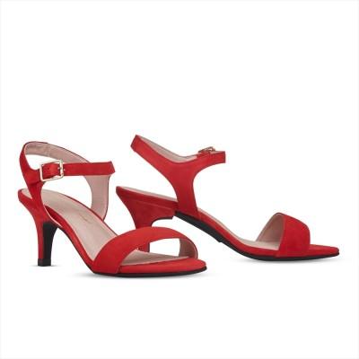 Poppy Red / Stiletto 7cm(41)
