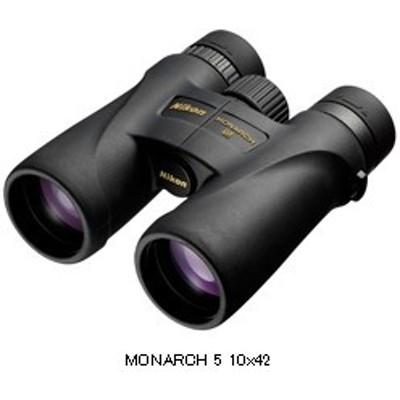 【送料無料】ニコン Nikon 双眼鏡 モナーク MONARCH 5 10×42【***特別価格***】