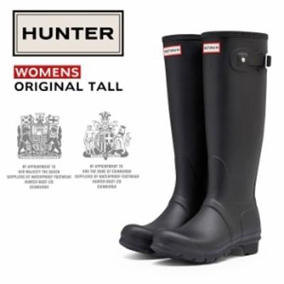 HUNTER ハンター レディース オリジナル トール WOMENS ORIGINAL TALL 1000 WFT1000RMA ブラック BLACK
