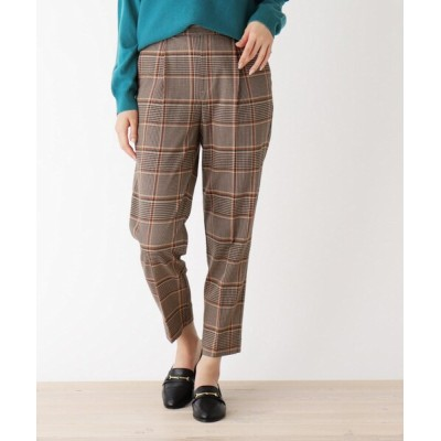 SHOO・LA・RUE / 【M-L/毛玉になりにくい】テーパ-ドパンツ WOMEN パンツ > パンツ