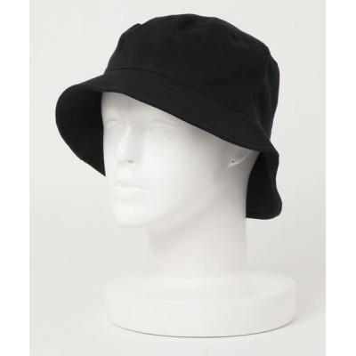 BEAMS MEN / IG / リネン バケットハット MEN 帽子 > ハット