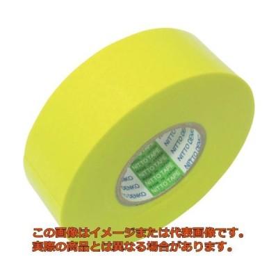 日東電工CS 脱鉛タイプビニールテープNo.21 0.2mm×19mm×10m 黄 10巻入り 2110Y