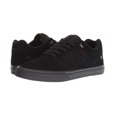 Emerica エメリカ メンズ 男性用 シューズ 靴 スニーカー 運動靴 Reynolds 3 G6 Vulc - Black/Black