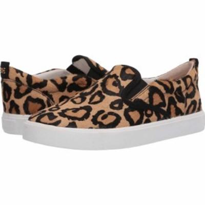 サム エデルマン Sam Edelman レディース スニーカー シューズ・靴 Edna New Nude Leopard Brahma Hair
