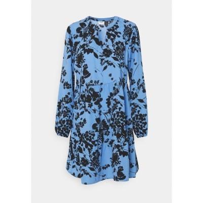 ジェイディーワイ ワンピース レディース トップス JDYLION LAYER DRESS - Day dress - silver lake blue
