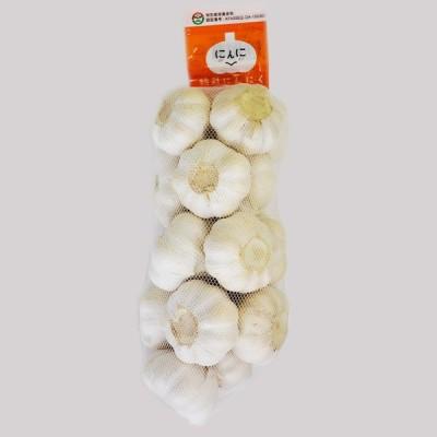 特栽にんにく 1kg×1ネット 食用におすすめ 中国産 上海嘉定種(ホワイト)[にんにく]