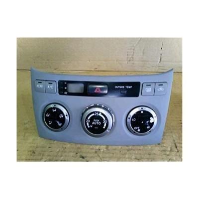 トヨタ 純正 ヴォクシー R60系 《 AZR60G 》 エアコンスイッチパネル P71000-20013466