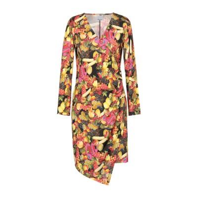 ULTRA'CHIC ミニワンピース&ドレス レッド 44 レーヨン 90% / ポリウレタン 10% ミニワンピース&ドレス