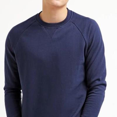 メンズ スウェット Sweatshirt - blue