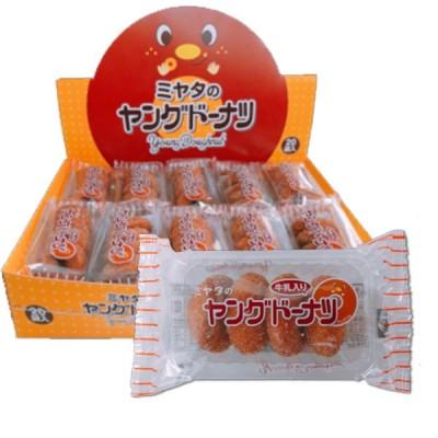 宮田製菓 ヤングドーナツ   4個入×20個