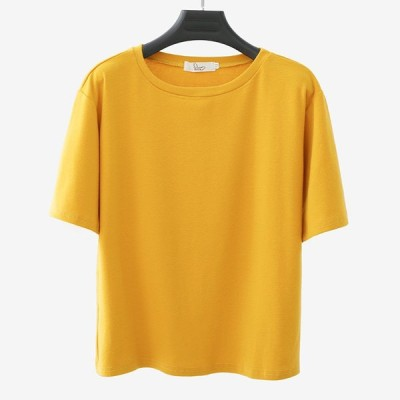 半袖Tシャツ レディース 半袖Tシャツ大きいサイズ Tシャツ レディース 半袖 春新作大きいサイズ レディース トップス 春 tx05