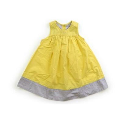 プチバトー PETITBATEAU ジャンパースカート 70サイズ 女の子 子供服 ベビー服 キッズ