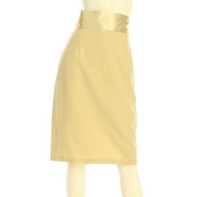 フィーグル Figl スカート サイズM レディース 新品同様 ベージュ系 タイトスカート【還元祭対象】【中古】20200428