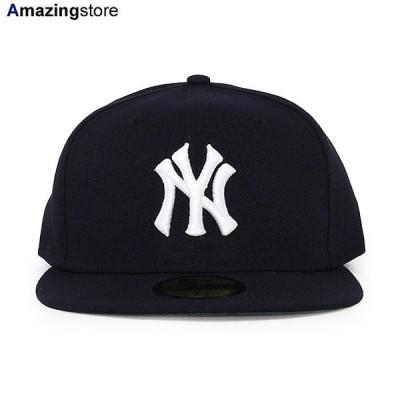 ニューエラ 59FIFTY ニューヨーク ヤンキース 【MLB 1958 COOPERSTOWN GAME FITTED CAP/NAVY】 NEW ERA NEW YORK YANKEES