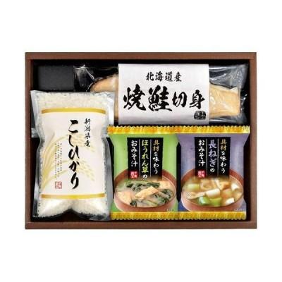 新潟県産こしひかり 食卓彩セット   KFK-15