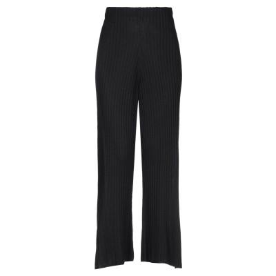 オスクレン OSKLEN パンツ ブラック L レーヨン 100% パンツ