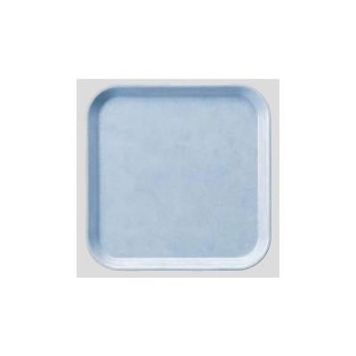 送料無料 Daiwa|プラスチック製|飲食店|食堂|施設|FRP 10点セット 正方トレー ライトブルー(330×330×H20mm) (台和)[AP-330-LB]