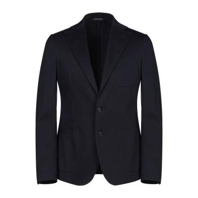 ブライアン デールズ BRIAN DALES テーラードジャケット ダークブルー 48 コットン 97% / ポリウレタン 3% テーラードジャケット