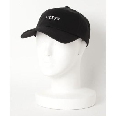 帽子 キャップ カタカナ ローキャップ