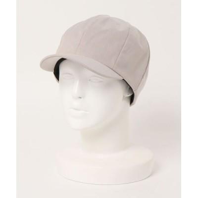 polcadot / シンプルキャスキャップ MEN 帽子 > キャップ