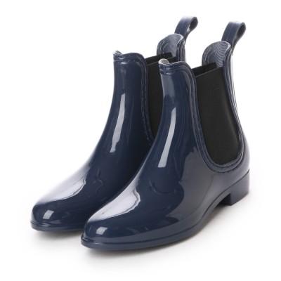 【レイン対応】フォーパ パリ FAUX PAS PARIS CHELSEA BOOTS (Dark Blue)