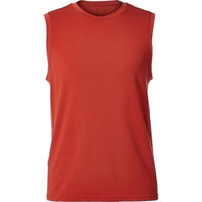 ロイヤルロビンズ Tシャツ メンズ トップス Royal Robbins Men's Take Hold Muscle Tee Sumac