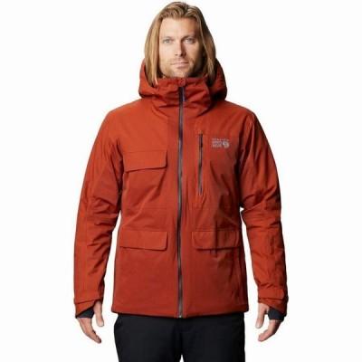 (取寄)マウンテンハードウェア 2 インサレーテッド ジャケット - メンズ Mountain Hardwear Firefall 2 Insulated Jacket - Men's Rusted