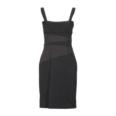 TOY G. ミニワンピース&ドレス 鉛色 44 ポリエステル 77% / コットン 20% / ポリウレタン 3% ミニワンピース&ドレス