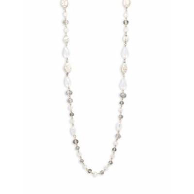 ナターシャ レディース ネックレス Crystal Single Strand Necklace