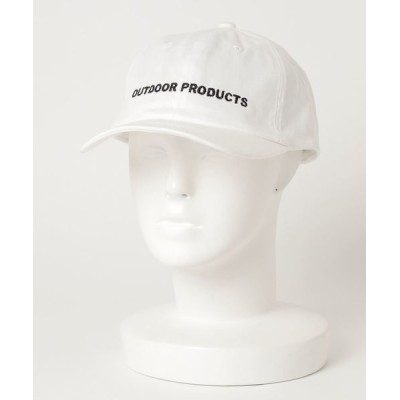 OUTDOOR PRODUCTS / 【OUTDOOR PRODUCTS/アウトドアプロダクツ】ロゴローキャップ MEN 帽子 > キャップ