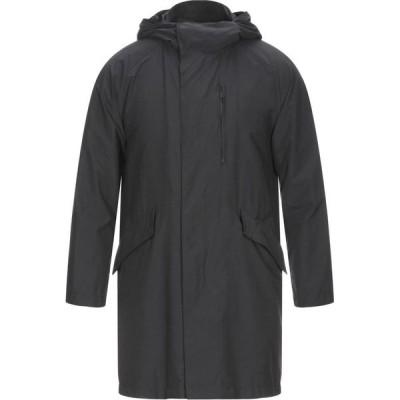イーヴォ HEVO メンズ ジャケット アウター Full-Length Jacket Black