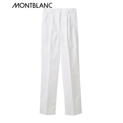 MONTBLANC パンツ(半ゴム)(女性用) ナースウェア・白衣・介護ウェア