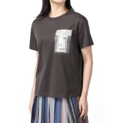 PASSIONE / シアーポケットTシャツ