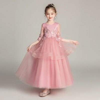 人気 女の子 礼服 ドレス ピアノ発表会 衣装 ピアノ 発表会 ドレス 子供 結婚式ドレス リングガール 子供のドレス 結婚式 子供服 女の子